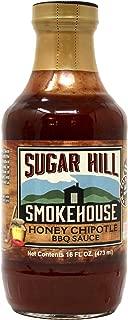 Sugar Hill Smokehouse, Honey Chipotle Bbq Sauce, 16 oz