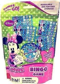 minnie mouse bingo