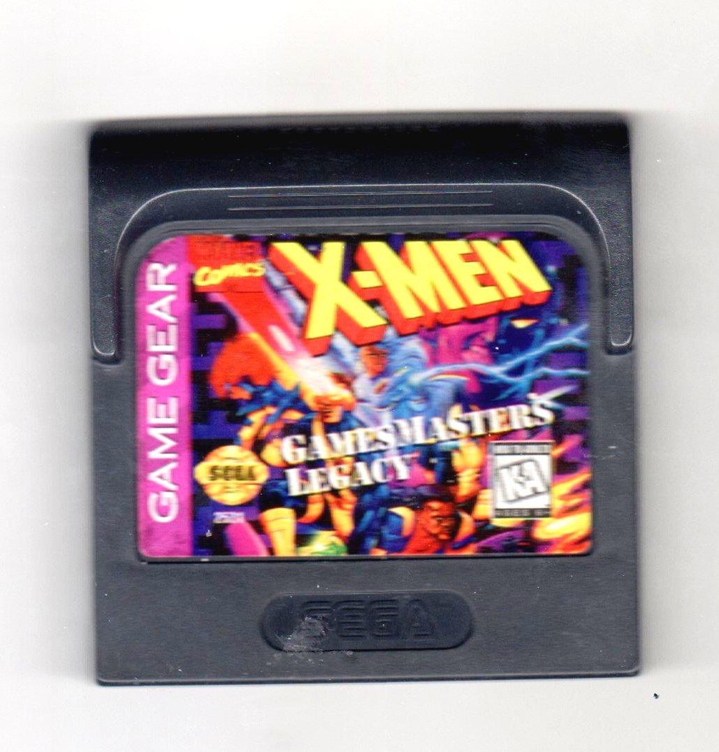 X-Men: Recommendation Game Austin Mall Master's Legacy Gear Sega -