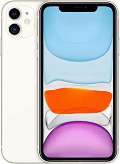 Apple iPhone 11 (128 GB) - en Blanco (Reacondicionado)