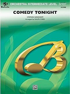 Comedy Tonight - By Stephen Sondheim / arr. Ralph Ford