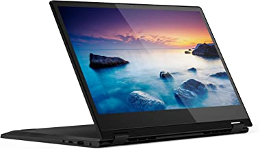 Lenovo Flex 14 Convertible Laptop, 14 Inch FHD (1920 X 1080) IPS Touch Display, Intel Core I5-8265U Processor, 8GB DDR4 RAM, 128GB Nvme SSD, Intel UHD Graphics 615, Windows 10, 81SQ0009US, Onyx Black