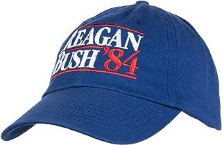 reagan and bush 84 hat