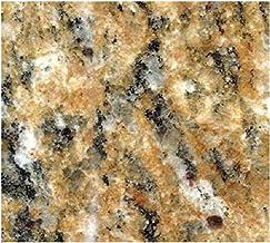 EZ FAUX DECOR Instant Venetian Gold/Santa Cecilia Marble Granite Countertop Film Self..