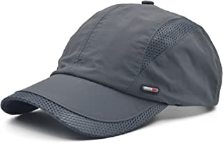 Melesh - Adjustable Summer Mesh Golf Outdoor Sport Visor Fishing Baseball Hat Cap