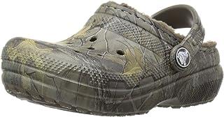 Crocs 经典 Realtree Xtra 内衬洞洞鞋(幼儿/小童)