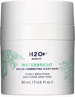 h20 beauty waterbright color correcting mask