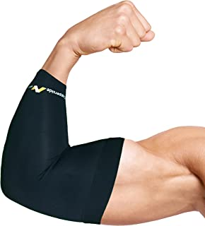 Copperside Athletics Premium Copper Compression Elbow Sleeve - Guaranteed Recovery & Healing-Performance for Muscle and Joint Support – Top Notch Quality-Comfortable to Wear - Not a Tommie Fit Brace