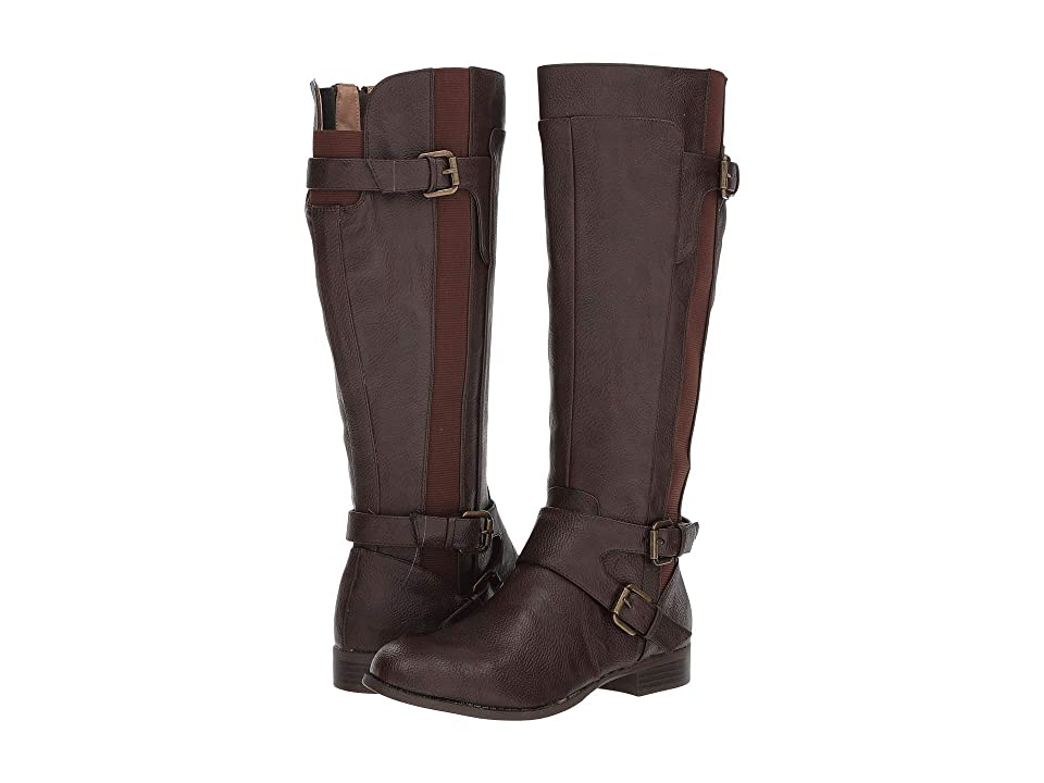 LifeStride Fallon Convertible Calf (Brown Cheyenne) Women
