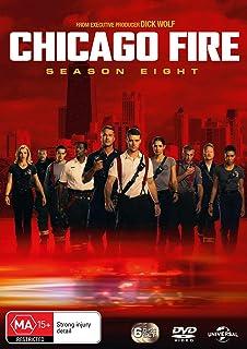 Chicago Fire: Season Eight (DVD)