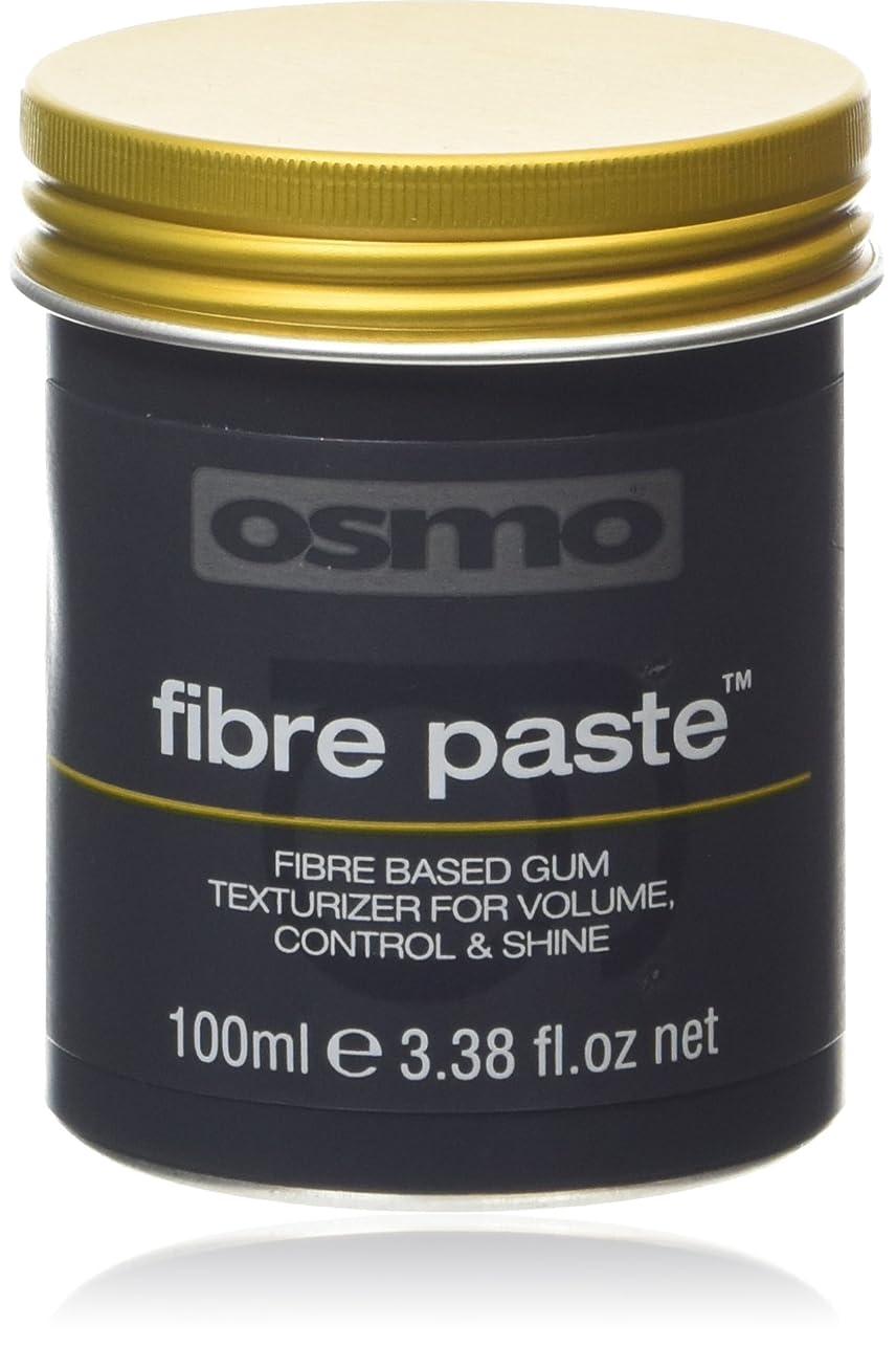 準備したエキス明確なアレス OSMO グルーミングヘアワックス ファイバーペースト 100ml