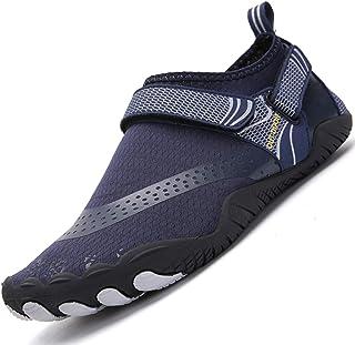 Topwolve Blotevoetenschoenen voor dames en heren, ademend, aquaschoenen, slip-on, fitnessschoenen, badschoenen, strandscho...