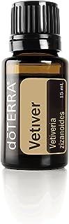 doTERRA, Vetiver, Vetiveria zizanioides, Pure Essential Oil, 15ml