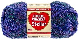 Red Heart Stellar Yarn, Deep Space