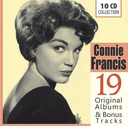 Connie Francis: 19 Original Albums & Bonus