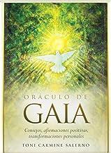 ORACULO DE GAIA COFRE CON 45 CARTAS Y LIBRO