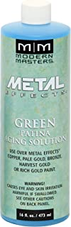 Modern Masters PA901-16 Aging Solutions Green Patina, 16-Ounce
