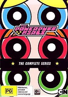The Powerpuff Girls - Classic Collection NON-USA FORMAT, PAL, Reg.4 Australia