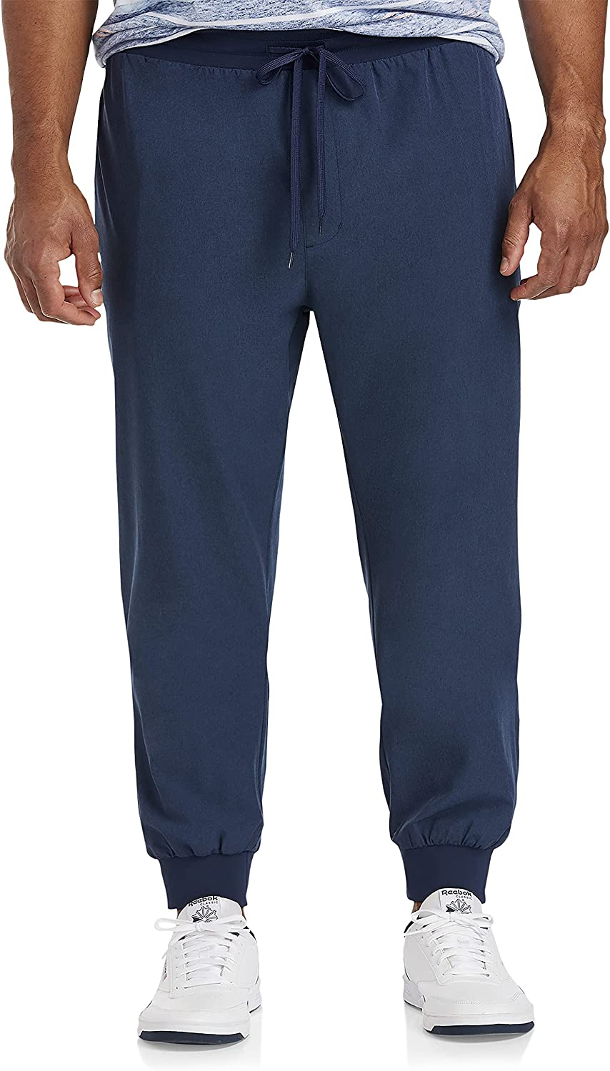 Society of One by DXL Big and Tall Hybrid Joggers