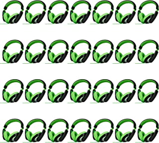 RockPapa 780 On Ear Headphones Green ROCK0856-box