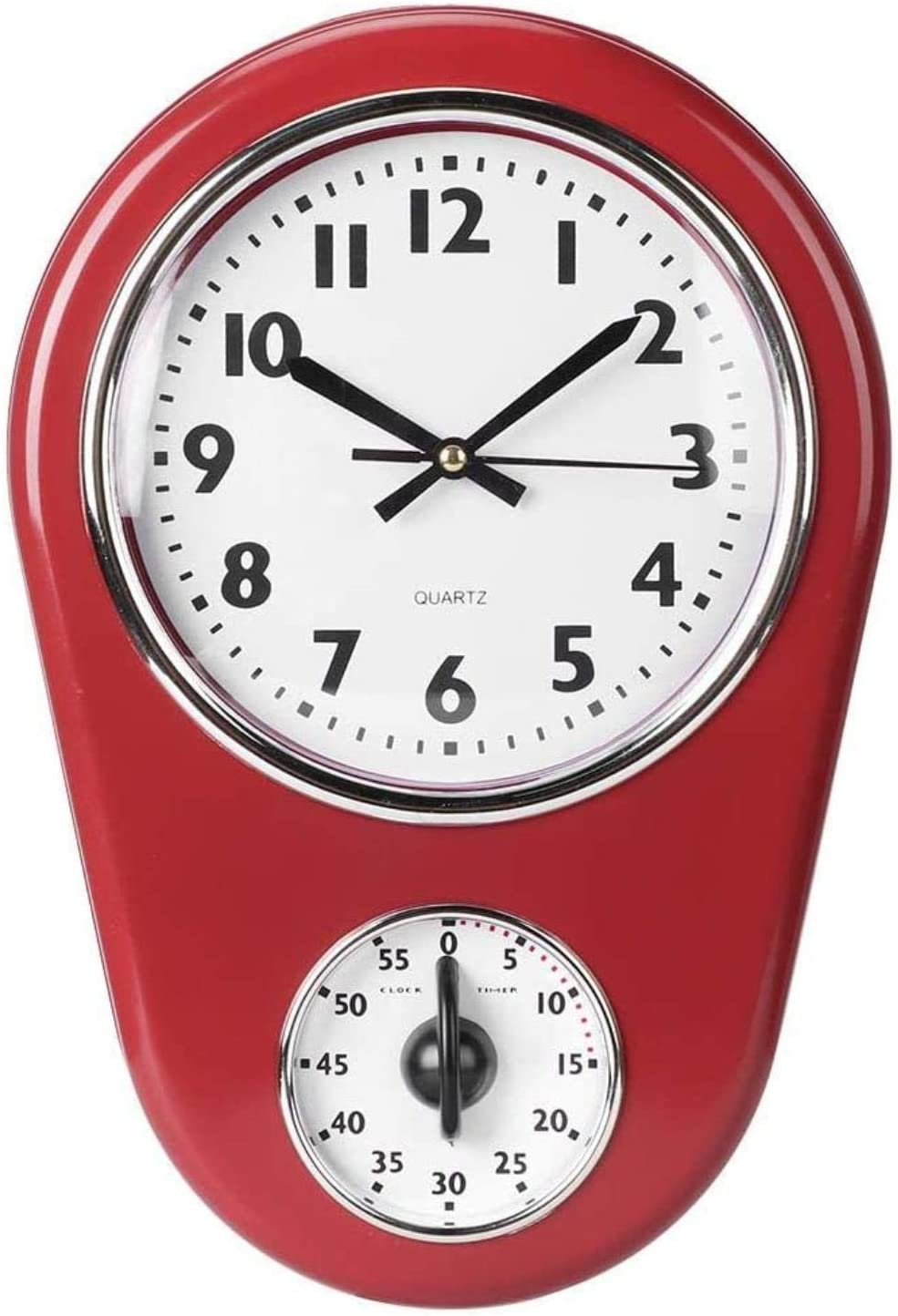 Wall Clock Vintage Simple Ranking TOP10 Watch Elegant Super-cheap Hanging Big L