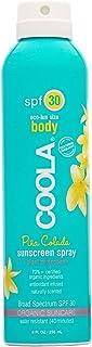 Coola Sun Protector Body Sport Continuous Pineapple Colada