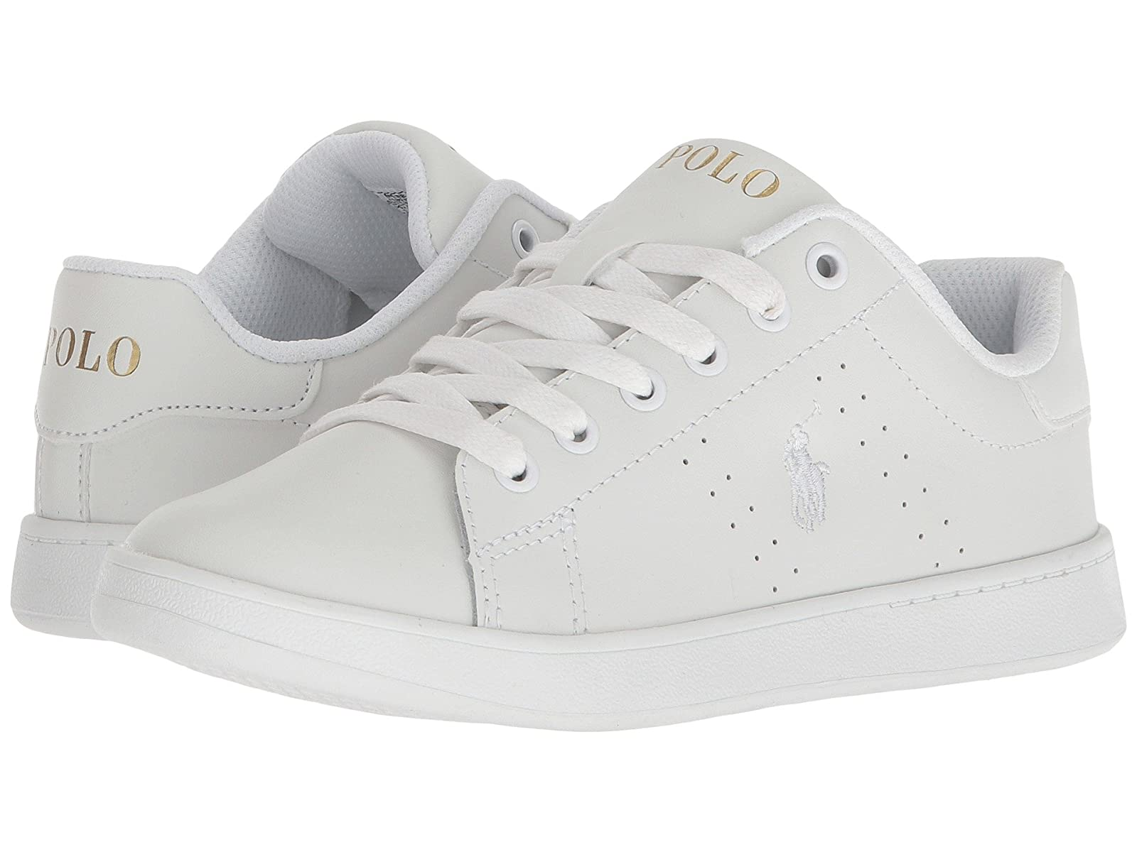 Polo Ralph Lauren Kids Quilton (Little Kid)Atmospheric grades have affordable shoes