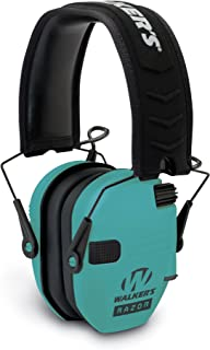 Walker's Razor Slim Electronic Hearing Protection Muffs with Sound Amplification and..