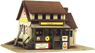 Life-Like Trains N Scale Building Kit -William's County Store