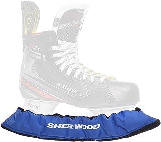 SHERWOOD - Senior Pro Eishockey elastische Kufenstrümpfe für Eishockey- & Schlittschuhe, 2 Stück