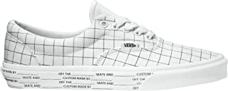 [VANS(バンズ)] メンズスニーカー・靴 Era (U-Color) Checkerboard/True White Men's 7, Women's 8.5 (25cm(レディース25.5cm)) Medium [並行輸入品]