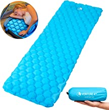 VENTURE 4TH Ultralight Sleeping Pad | Lightweight, Compact, Durable, Tear Resistant, Supportive and Comfy | for Camping, Traveling, Lounging, Sleeping Bags, Hammocks, Hiking & More