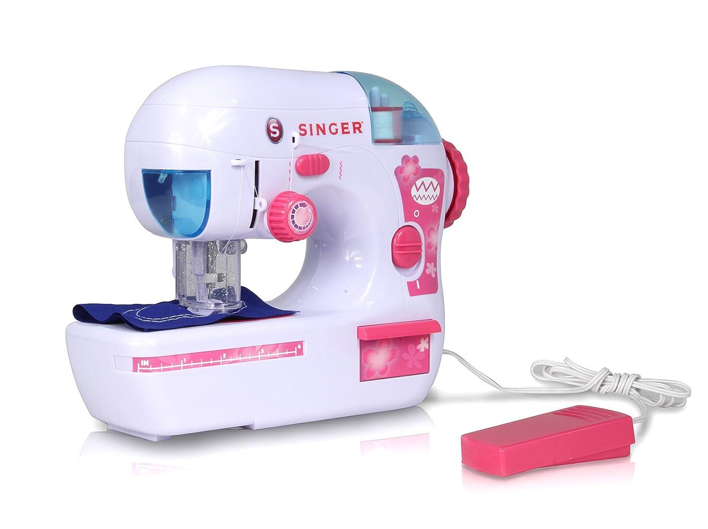 NKOK B/O Singer Zigzag Chain Stitch Sewing Machine
