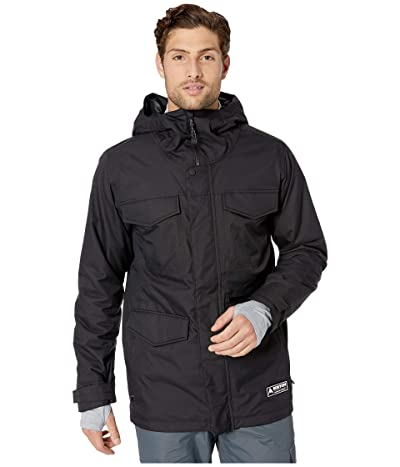 Burton Covert Jacket (True Black 1) Men
