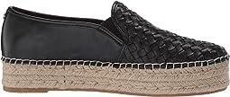 Black Softy Sheep Nappa Leather