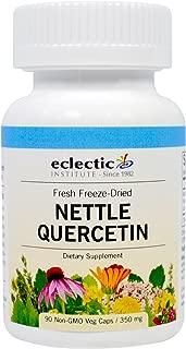Eclectic Nettles Quercetin Freeze Dried Vegetables, Blue, 90 Count