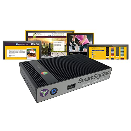 Looping Media Player *Simple Digital Signage Solution*