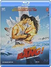 Bang Bang Hindi Blu Ray Bollywood Film Stg: Hrithik Roshan, Katrina Kaif