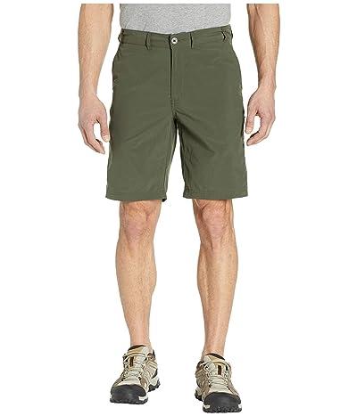 ExOfficio Sol Cool Nomad 10 Shorts (Nori) Men