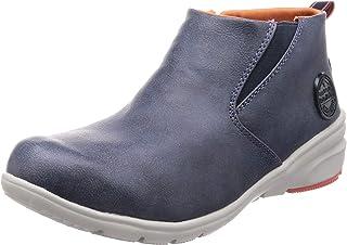 [ムーンスター] 防水 防滑ソール スニーカー 靴 エバックスN サラリーナ 抗菌防臭 中敷 RPL002 レディース ブラック 22 cm 2E
