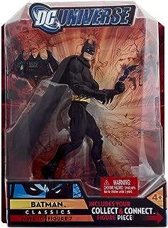 Dc Universe BATMAN black costume wave 10 imperiex series walmart exclusive