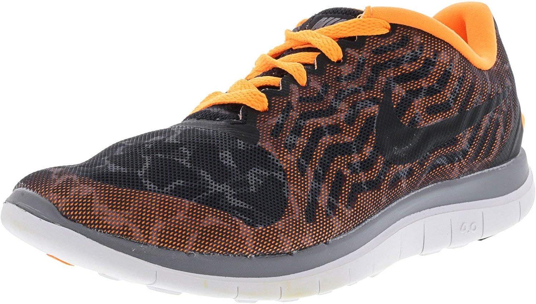 Nike Women's Free 4.0 Print Ankle-High Mesh Running shoes