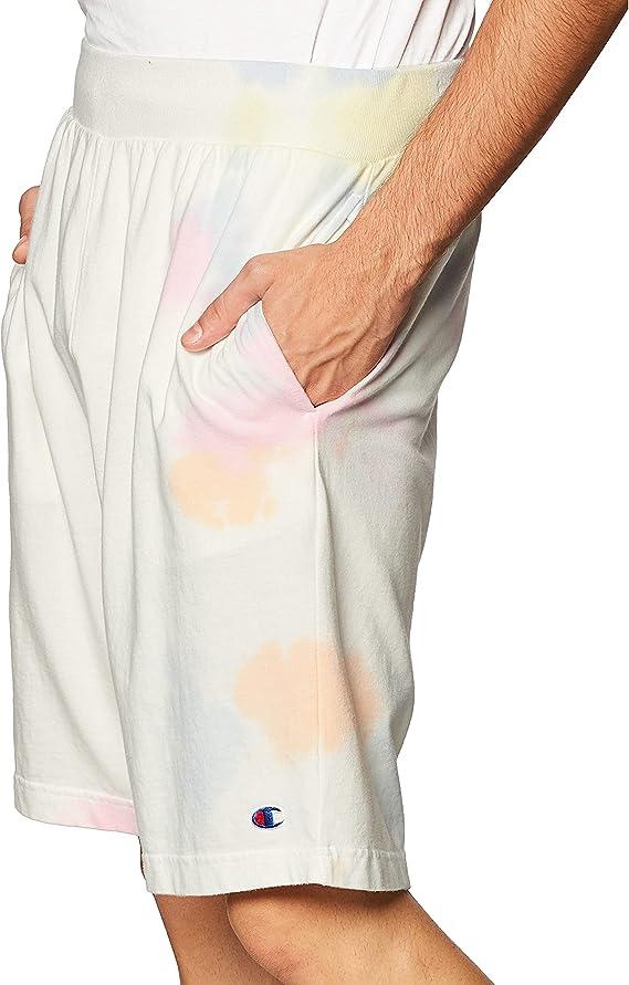 Choose SZ//color Details about  /Champion LIFE Men/'s Cloud Dye Jersey Short