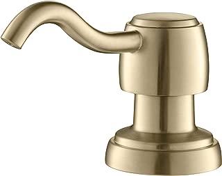Kraus KSD-52 Kitchen Soap Dispenser (Brushed Gold)