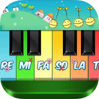 kid piano baby games