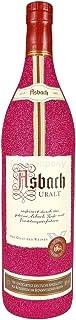 Asbach Uralt Weinbrand 0,7l 700ml 35% Vol - Bling Bling Glitzerflasche in hot pink -Enthält Sulfite
