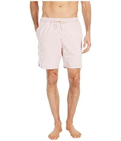 Quiksilver Waterman The Deck Volley 18 (Canyon Rose) Men