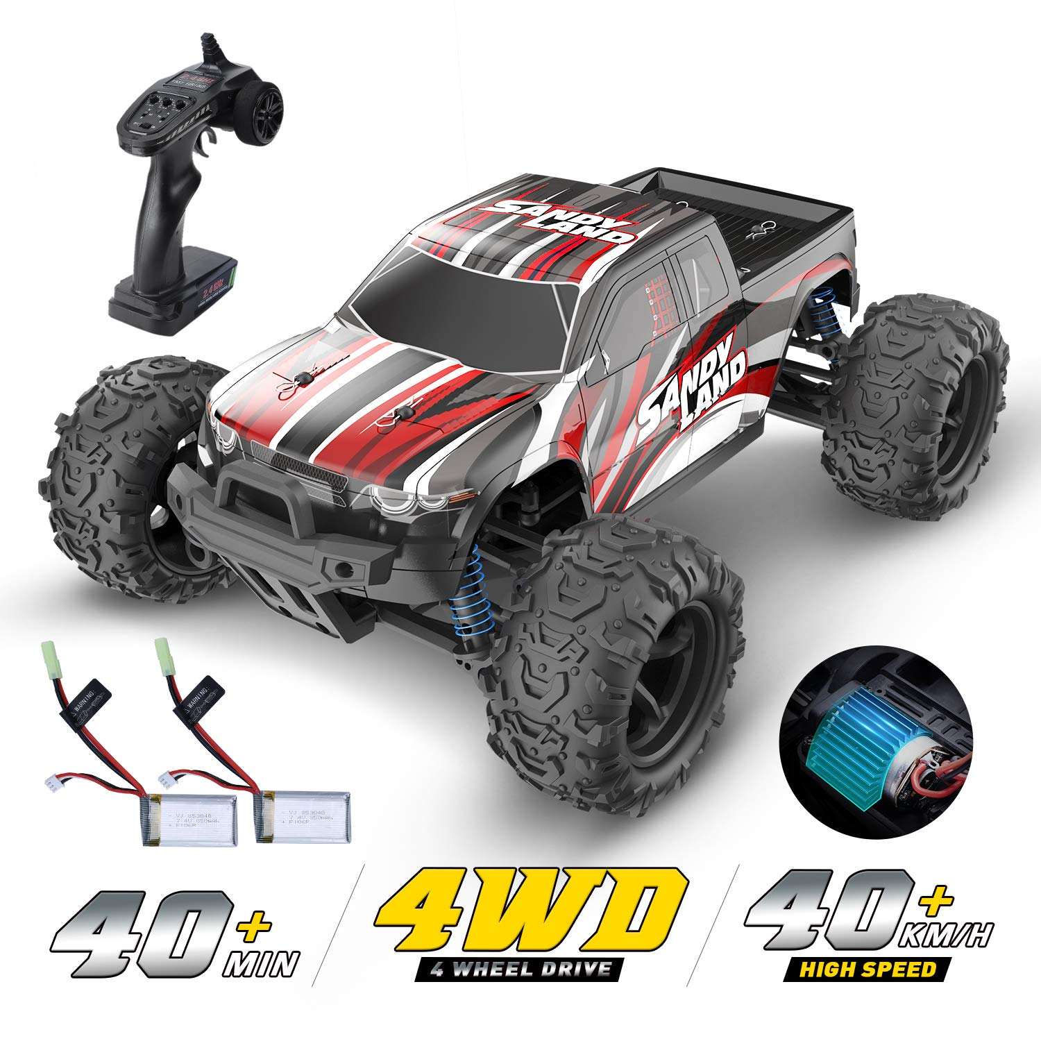 DEERC Speed Remote Control Adults