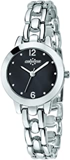 Chronostar R3753246504 Jewel Year Round Analog Quartz Silver Watch