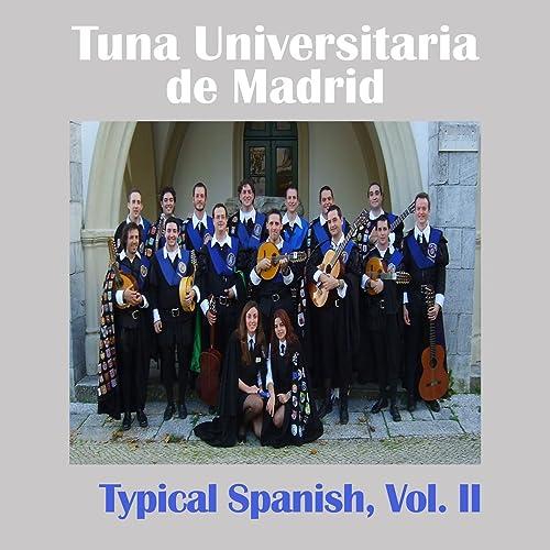 Luna de España de Tuna Universitaria De Madrid en Amazon Music ...
